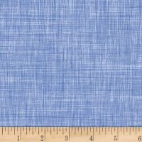 P&B Textiles Color Weave 4 Blue