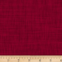 P&B Textiles Color Weave 4 Dark Red