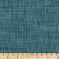 P&B Textiles Color Weave 4 Dark Teal