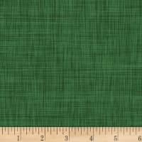 P&B Textiles Color Weave 4 Dark Green