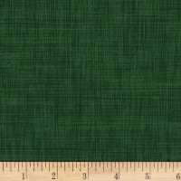 P&B Textiles Color Weave 4 Hunter Green