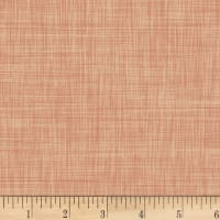 P&B Textiles Color Weave 4 Dark Peach