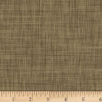 P&B Textiles Color Weave 4 Brown