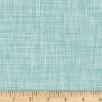 P&B Textiles Color Weave 4 Light Teal