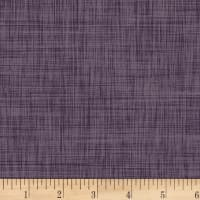 P&B Textiles Color Weave 4 Dark Violet