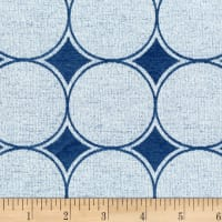 ABBEYSHEA Highlight Jacquard 305 Indigo