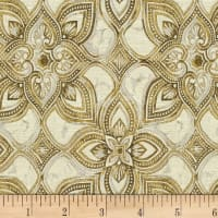 AbbeyShea Maribel Jacquard 47 Brass