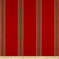 Laura & Kiran Southwest Stripes Lone Tree Stripe Red