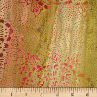 Banyan Batiks Mary Golden/Rust