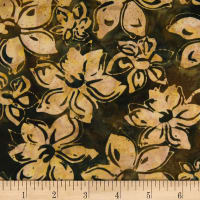 Banyan Batiks Mary Rust Brown