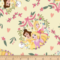 Disney Princess Friends Stretch Knits Multi