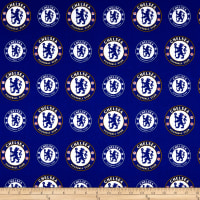 Isc Chelsea Football Club Navy/Yellow