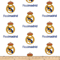 Isc Real Madrid C.F. White/Yellow/Blue