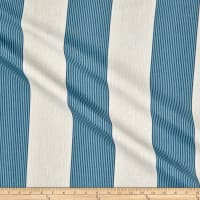 Magnolia Home Outdoor Marathon Stripe Navy