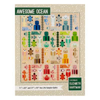 Elizabeth Hartman Awesome Ocean Pattern Multi
