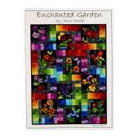 In The Beginning Enchanted Garden by Jason Yenter BOM Pattern Series Multi