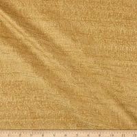 India Imports Faux Shantung Gold