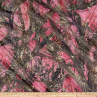 True Timber Organza Camo Couture Pink
