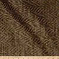 Kravet Outlet Performance Tweed Upholstery Herringbone Grey/Tan