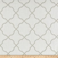 Kravet Design Tabari Embroidered Stone