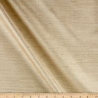 Kravet Outlet Faux Silk Shantung Natural