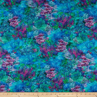 Robert Kaufman Picture This Coral Coral