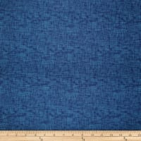 Trans-Pacific Textiles Oriental Blender Textured Dots Navy