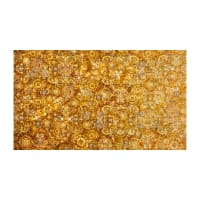 QT Fabrics Bohemian Rhapsody Leather & Lace Tan