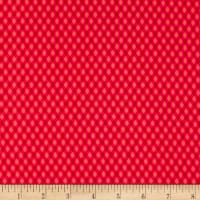 QT Fabrics  Sweet Caroline Diamond Check Dark Pink