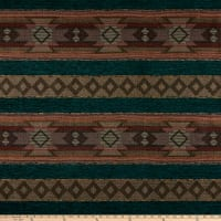 GFC Chenilles Stripe Diamonds Southwest Multi (Bolt, 10 Yards)