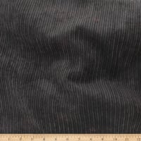 Telio Nouveau Poly Nylon Hi-Low Corduroy Black