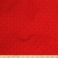 Telio Juliet Cotton Eyelet Tomato