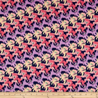 My Little Pony Refresh Pony Stripes Knit Navy