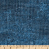 Kaufman Chalk And Charcoal Screen Mesh Cerulean