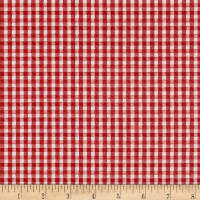 Wilmington Berry Sweet Gingham Red