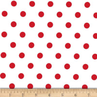 Michael Miller Fabrics That's It Dot Peppermint