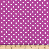 Michael Miller Fabrics Dumb Dot Wild Berry
