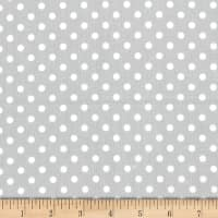 Michael Miller Fabrics Dumb Dot Nickel