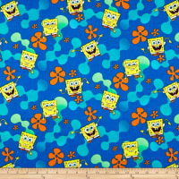 Nickelodeon Spongebob Undersea Flower Royal