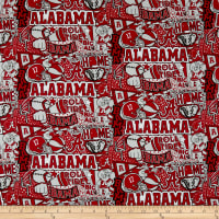 NCAA Alabama Pop Art Cotton