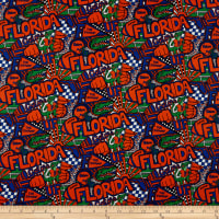 NCAA Florida Gators Pop Art Cotton