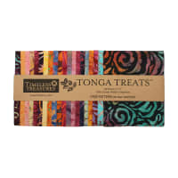 "Timeless Treasures Tonga Batik Treat Dragonfly 5"" Square Pack 40 Pcs Dragonfly"