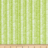 Henry Glass Handmade With Love Tape Measure Allover Green