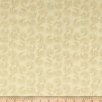 Henry Glass Butter Churn Basics Spiked Paisley Beige