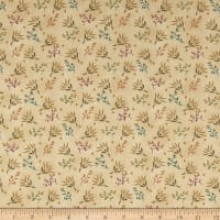 "Henry Glass Spiced 108"" Quilt Back Seaweed Beige"