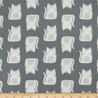 Andover Cats and Dogs Cats Grey