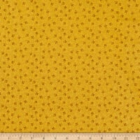 Andover 2020 Trinkets Dotty Vine Yellow