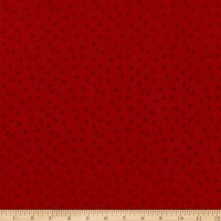 Andover 2020 Trinkets Dotty Vine Red