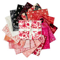 Clothworks Romance Fat Quarter Pack 16 Pcs.