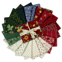 Clothworks Wintertide 20 Fat Quarter Pack